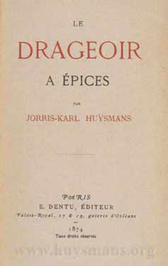 drageoir cover